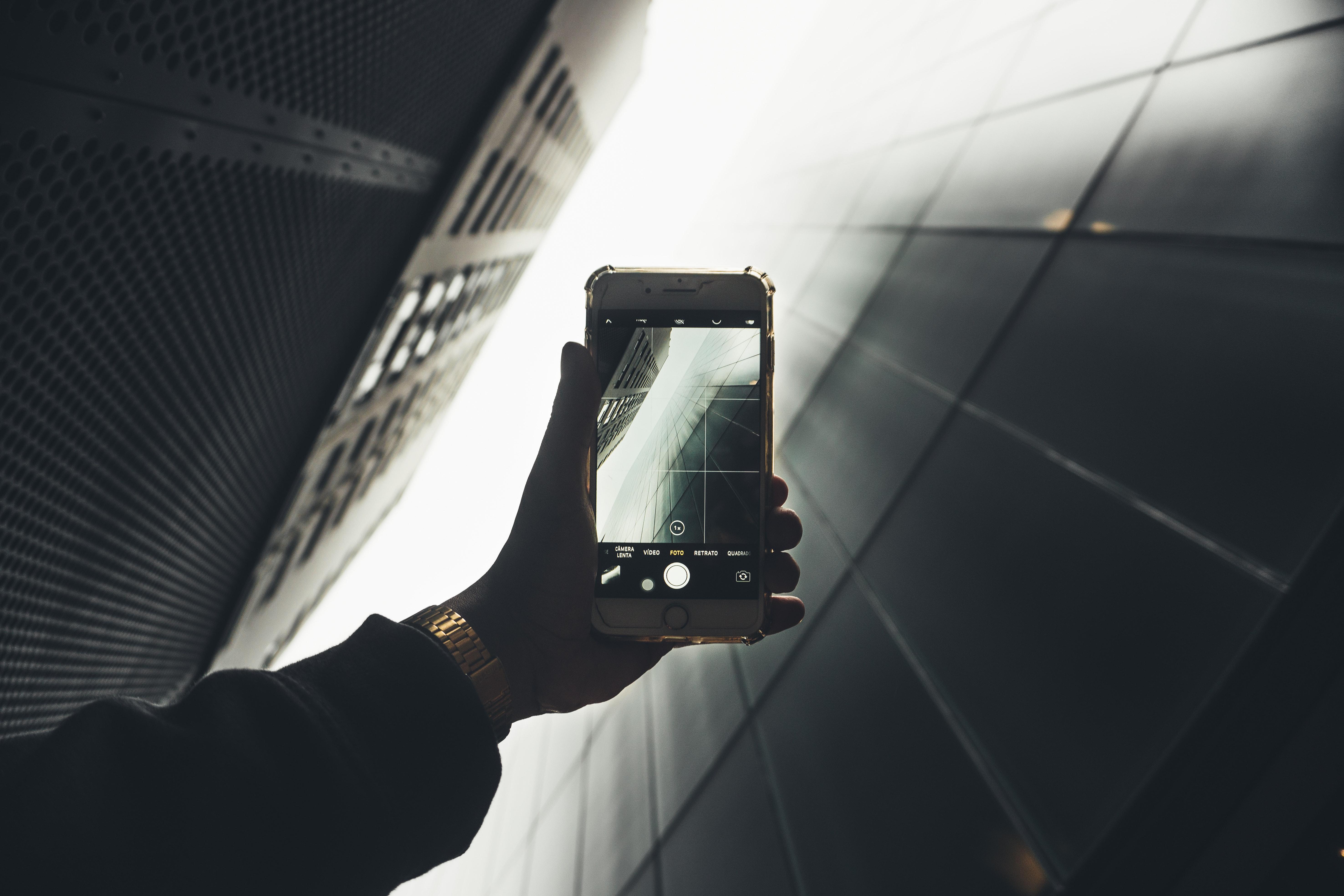 Kundenwerk Handyfoto